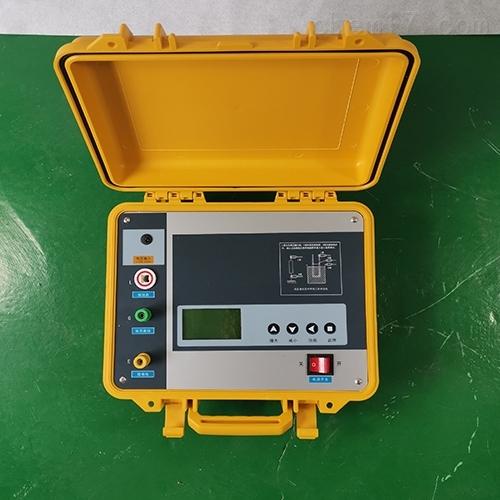 绝缘电阻测试仪基本信息