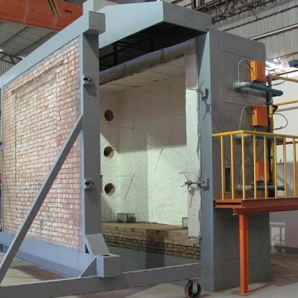 防火阀耐火性试验炉