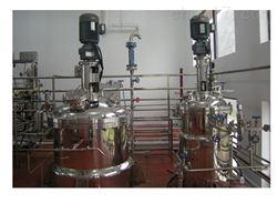 GRJD 30-300D中试全自动发酵罐