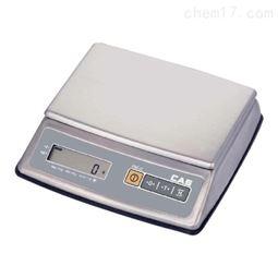 韩国CAS凯士PW-II-2kg不锈钢电子计重桌秤