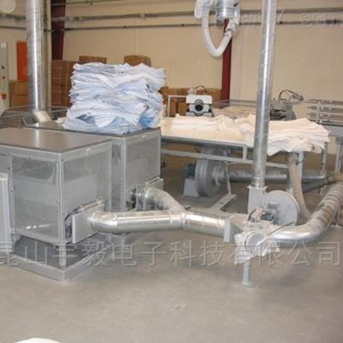 安徽亳州、铜陵全自动充绒机