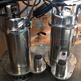 WQ(D)-S不锈钢单相排污泵