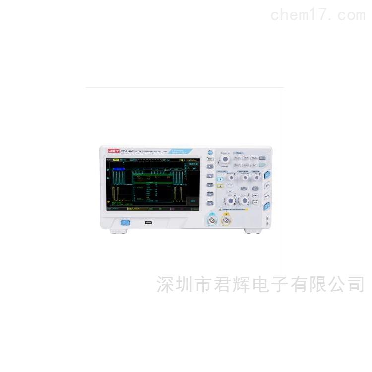 UPO2102CS数字荧光示波器