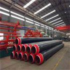 聚氨酯预制地埋式热力供暖保温管出厂价格