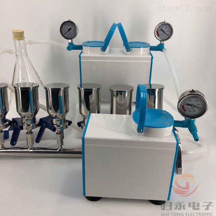 GY-JXDY注射用水微生物鉴定仪多滤头品牌