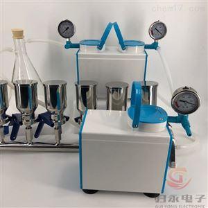 纯水无菌薄膜检测过滤器厂家GY-ZXDY
