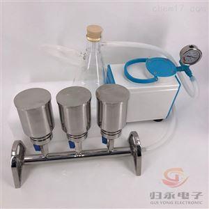 GY-JXDY归永注射用水微生物检测仪价格