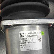长期德国GESSMANN控制器VV8LB3WK-2ZP型