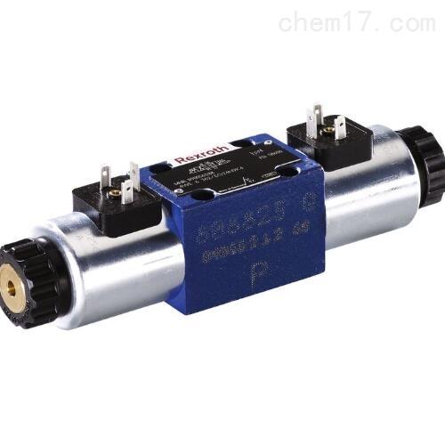 优势REXROTH直动式方向滑阀/带电磁启动