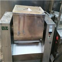 高价回收50L-500L槽型混合机 和面机