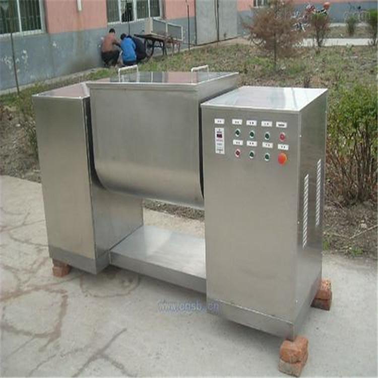 出售闲置二手槽型混合机