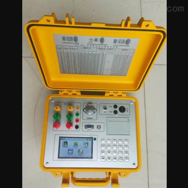 临江承装修试有源变压器容量损耗参数测试仪