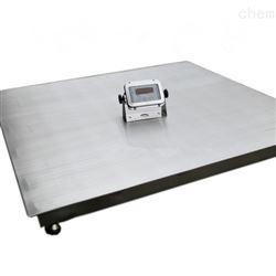 化工食品磅秤304加厚小地磅