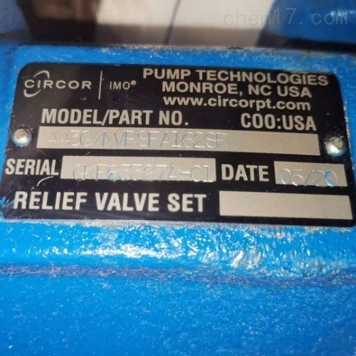 美国CIRCOR泵
