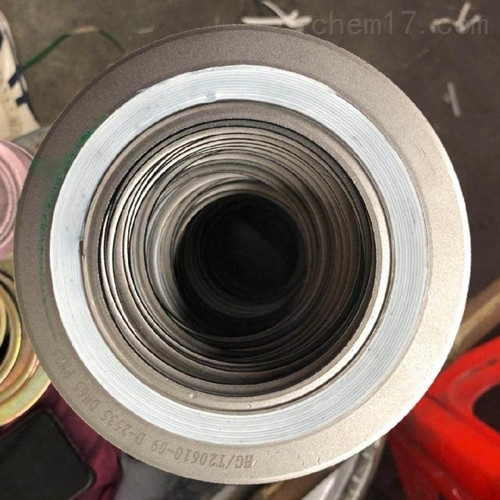 D1221内外环金属四氟缠绕垫片厂家批发价