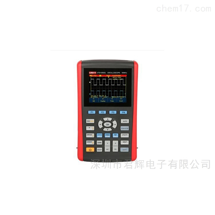 UTD1050DL手持式数字存储示波器