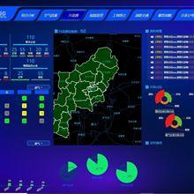 环境监测大数据云平台