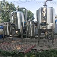 二手1.2吨双效蒸发器