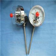 雙支遠傳電接點雙金屬溫度計