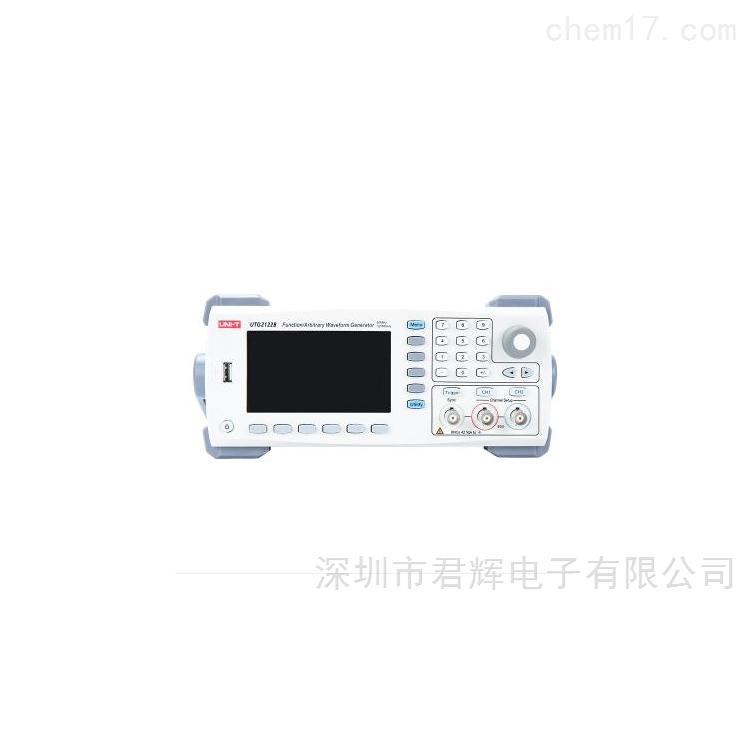 UTG2122B波形发生器