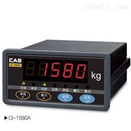 韩国CAS凯士CI-1580A称重显示控制仪表