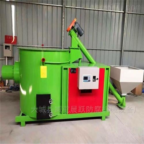 环保技术生物质颗粒燃烧机 热风炉备有现货