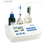 果汁中可滴定酸度分析仪HI84532