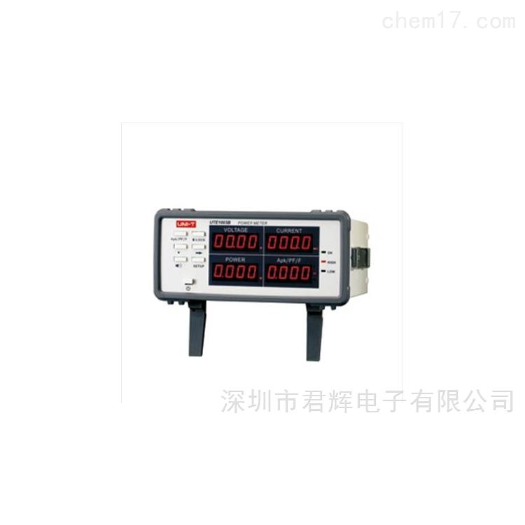 UTE1010B智能电参数测量仪