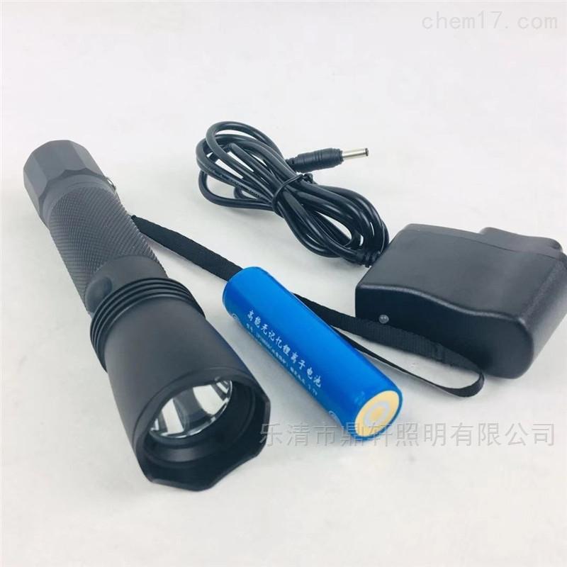 鼎轩照明IP65强光LED巡检防爆手电筒价格