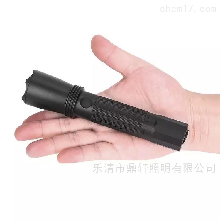 鼎轩厂家3W多功能强光巡检手电筒IP65价格