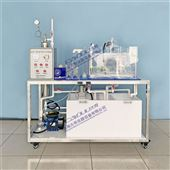 DYJ051平流式溶气加压气浮实验装置给排水