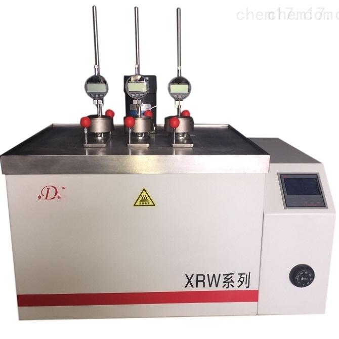 可升降热变形维卡软化点温度测定仪