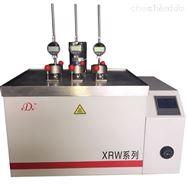 XRW-300A可升降热变形维卡软化点温度测定仪