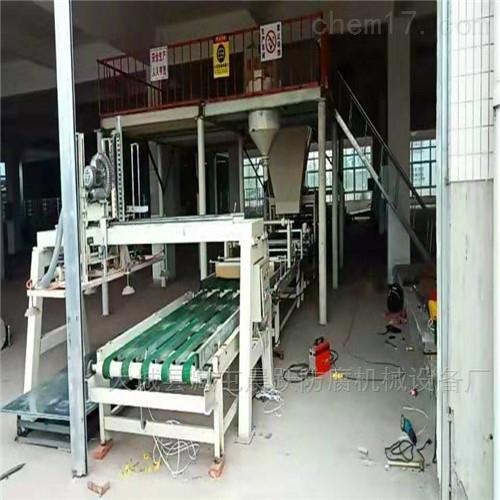 水泥基匀质板切割设备  切割流程