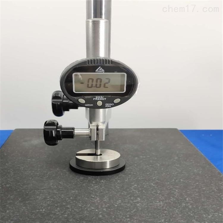 织物厚度测试仪标准