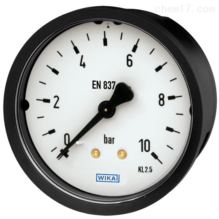 德国WIKA波登管压力表