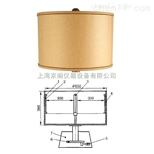 供应 旋转式鼓室灯照装置