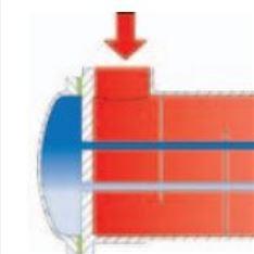 CCF/CCP管型壳式热交换器 FUNKE希尔科