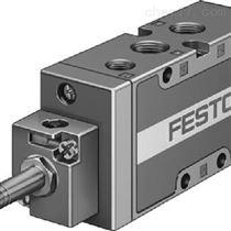 德国费斯托气缸现货Festo短行程 ADVC系列