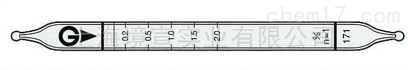 Gastec便携式气体检测管乙炔检测管(HC≡CH)