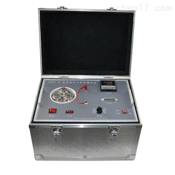 油品体积电阻率测定仪