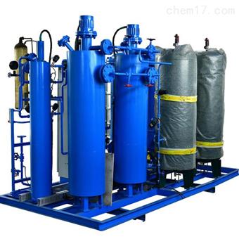 制氮機加碳脫氧純化裝置
