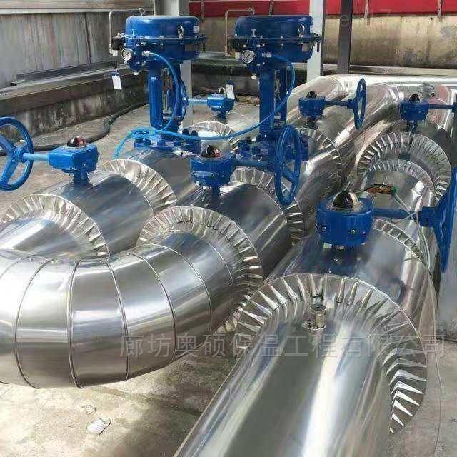 罐体管道及设备保温安装工程承包