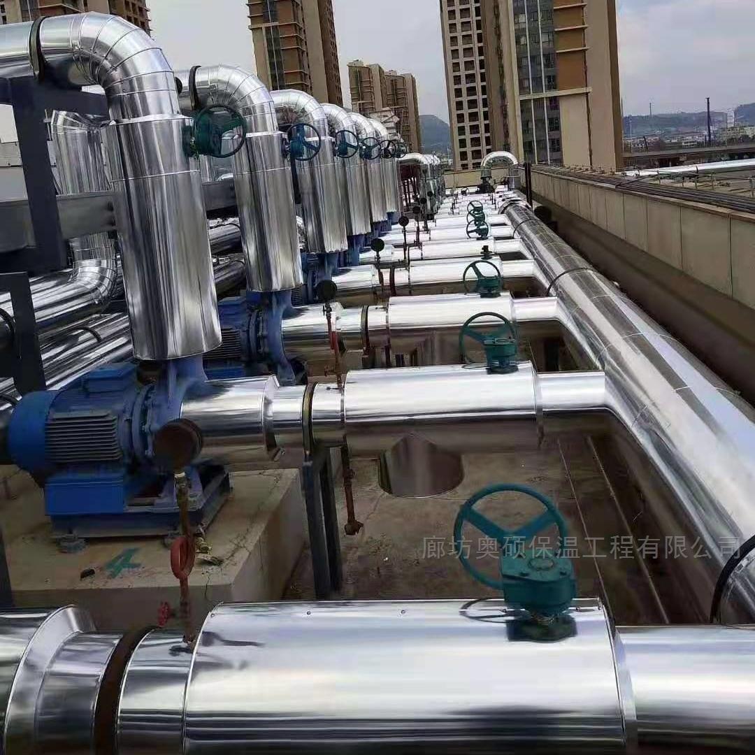 葫芦岛管道铁皮保温工程施工