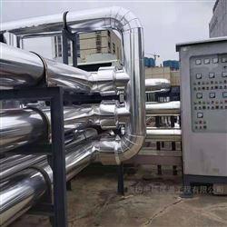 运城铝皮罐体管道保温工程安装