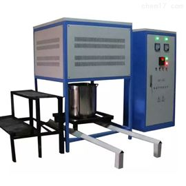 BLMT-1400RA-5供应1400度高温玻璃熔块炉