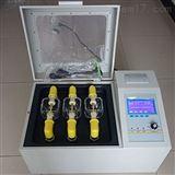 GY绝缘油介电强度测量仪三杯