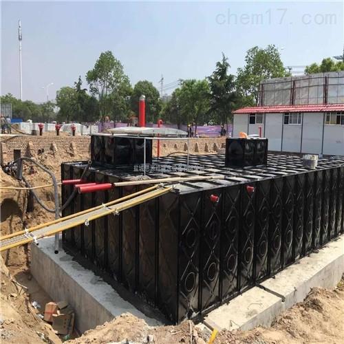 裝配式箱泵一體化