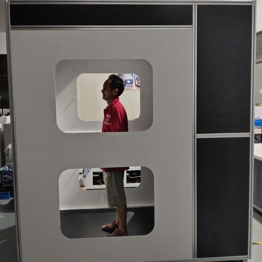 呼吸罩泄漏性测试仪