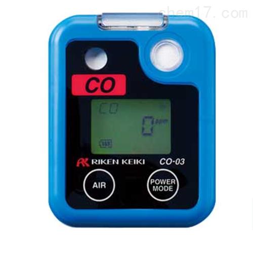 日本理研一氧化碳检测仪